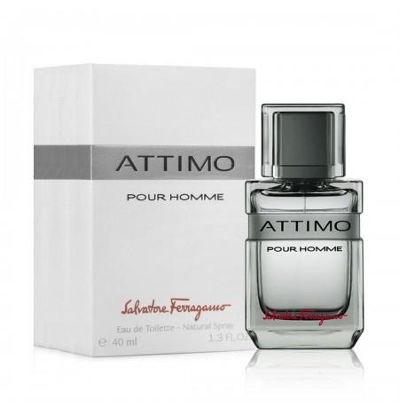 Salvatore Ferragamo Attimo Pour Homme Eau de Toilette 40ml