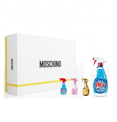 MOSCHINO Fresh Couture EDT 50ml+5mlX3