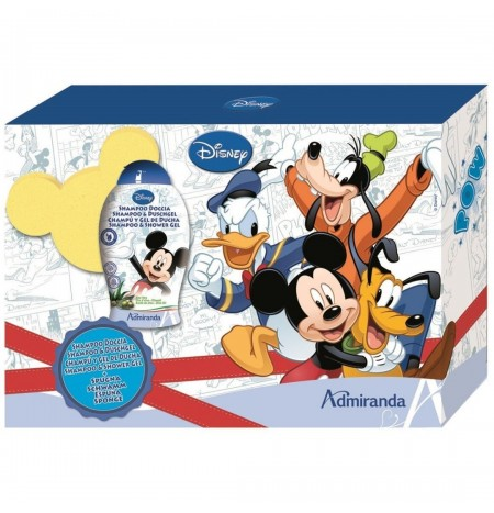 Disney Personaggi Set Shampoo Doccia