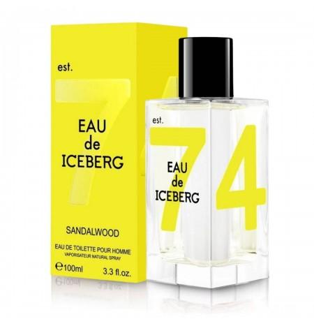 Iceberg Eau de Iceberg Sandalwood Eau de Toilette 100ml
