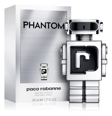 Paco Rabanne Phantom Eau de Toilette 50ml