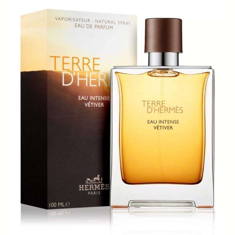 Hermès Terre d'Hermès Eau Intense Vétiver 100ML Eau de Parfum