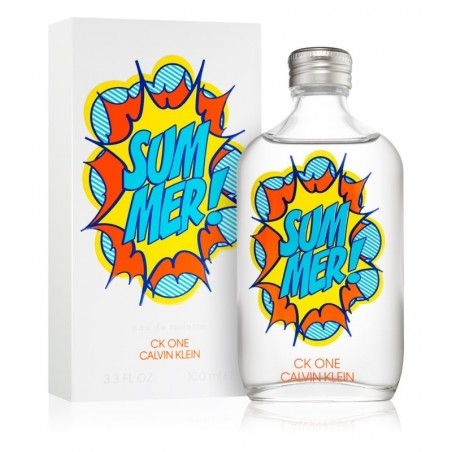 Calvin Klein CK One Summer 2019 100ML Eau de Toilette Unisex