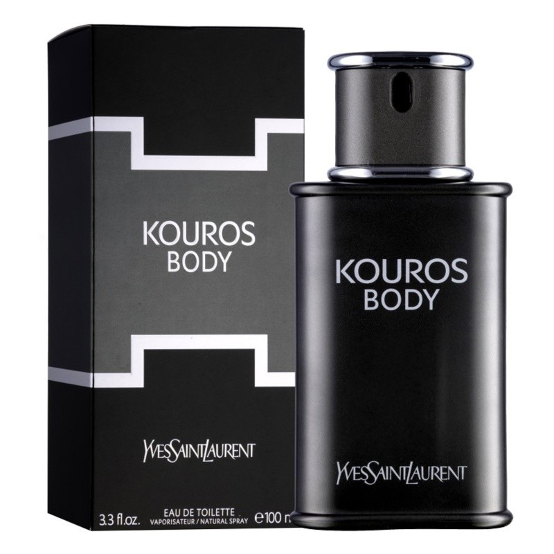 Yves Saint Laurent Kouros Body 100ML Eau de Toilette