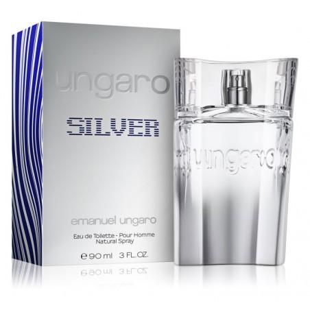 Emanuel Ungaro Silver 90ML Eau de Toilette