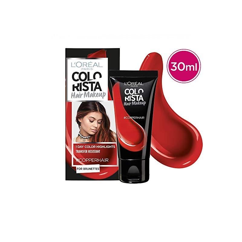 L'Oreal Paris Colorista Hair Makeup Copper Bronzo