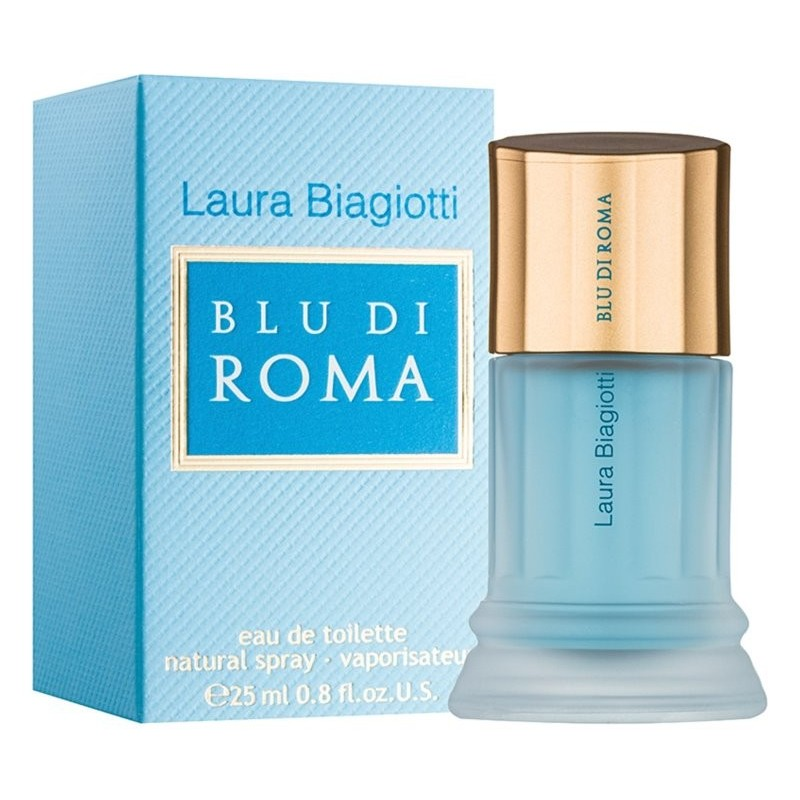 Laura Biagiotti Blu Di Roma 25ML Eau de Toilette