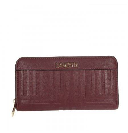 Lancetti Women's Bordeaux Wallet