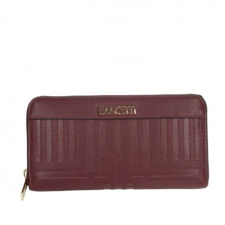 Lancetti Women's Bordeaux Wallet