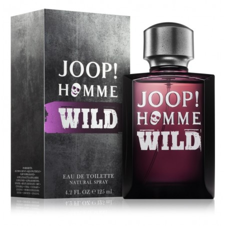 JOOP! - Homme Wild 125ML Eau de Toilette