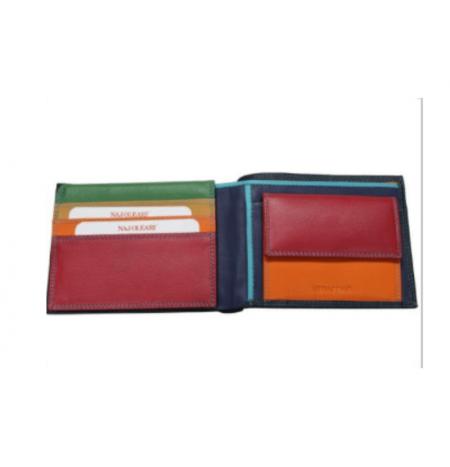 NAJ-OLEARI wallet 1916 / RW Black
