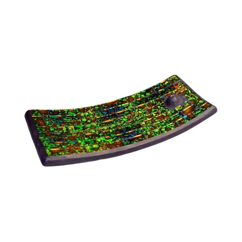 Incense plate with mosaic Musk and Water