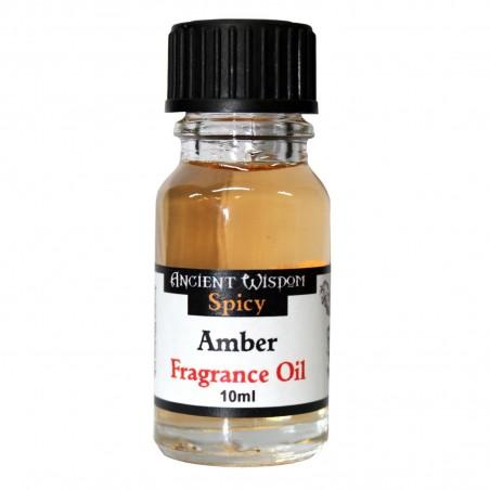 Fragranza Ambra Olio Essenziale