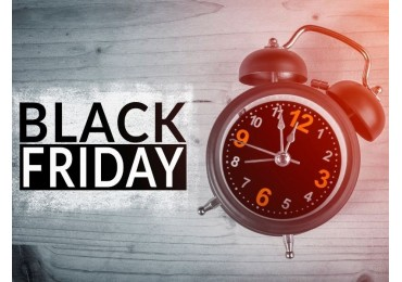 Black Friday has begun! On Magmaprofumi many discounts and black offers!